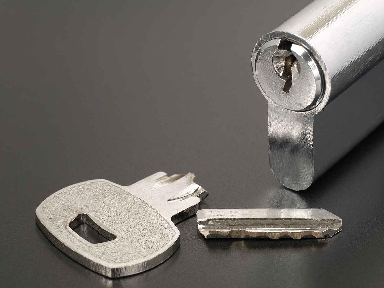Broken Key Lock Repair